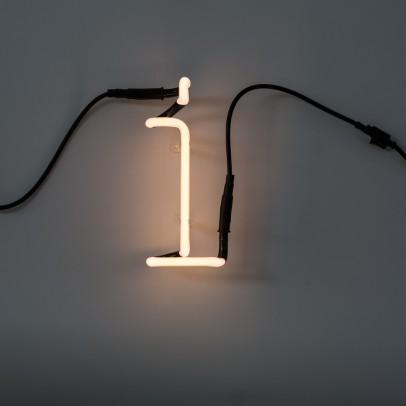 Seletti Neon Buchstabe I-listing