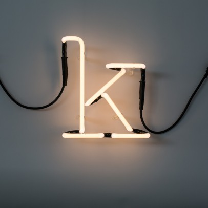 Seletti Neon Buchstabe K -listing