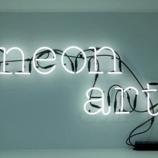 Seletti Neon Buchstabe O -listing