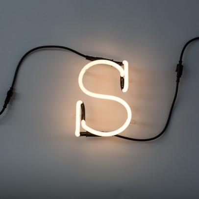 Seletti Neon Lettera S-listing