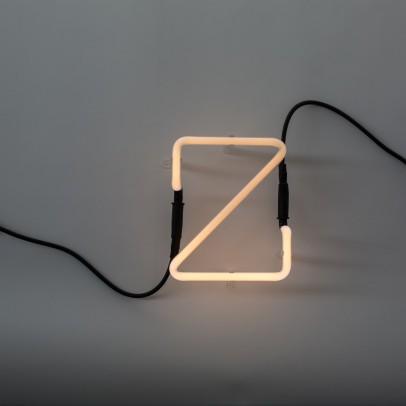Seletti Neon Buchstabe Z-listing