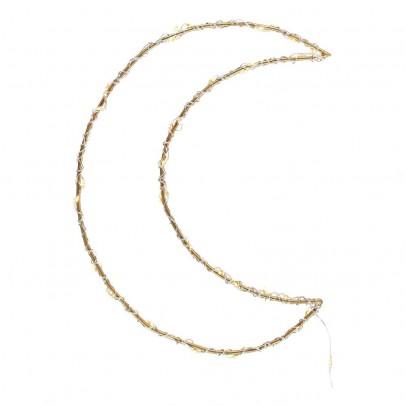 Zoé Rumeau Veilleuse LED mini Lune Zoé Rumeau x Smallable Gold-listing