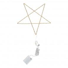 Zoé Rumeau Nachtlampe LED Mini Sterne Zoé Rumeau x Smallable- Gold -listing