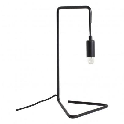 Coming B Lampe mit schwarze Schnurr -listing