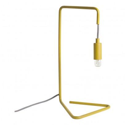 Coming B Lampe mit schwarze und weisse Schnurr -listing