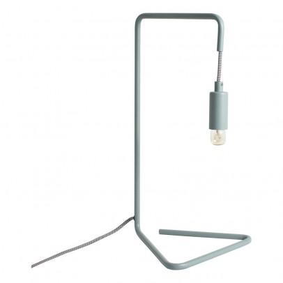 Coming B Lámpara de escritorio cable negro y blanco-listing