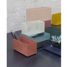 Coming B Caja rectangular apilable ISO-listing