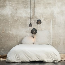 Bed and philosophy Housse de couette en jersey-listing