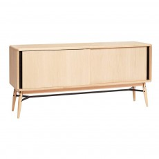 product-Hübsch Oak Chest of Drawers