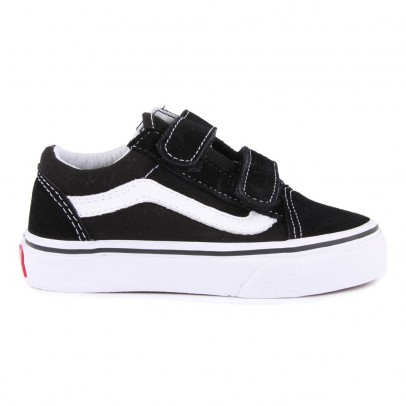 Vans Baskets à Scratchs Old Skool V-listing