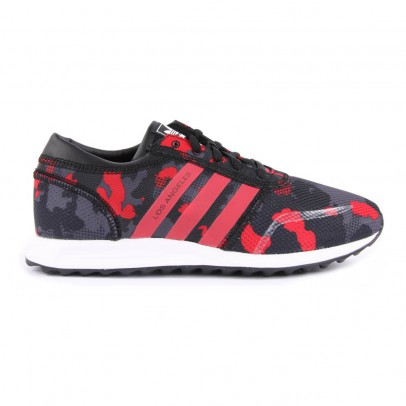 Adidas Baskets Camouflage Lacets Los Angeles-listing