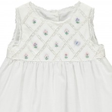 Tartine et Chocolat Embroidered Dress-listing