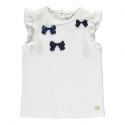 Tartine et Chocolat Bow T-Shirt-listing