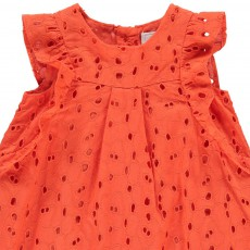 Tartine et Chocolat Broderie Anglaise Ruffle Dress-listing