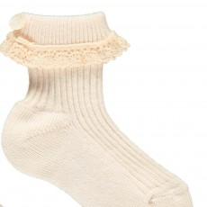 Tartine et Chocolat Ruffle Socks-listing