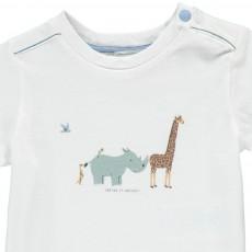 Tartine et Chocolat T-shirt Animaux Savane-listing