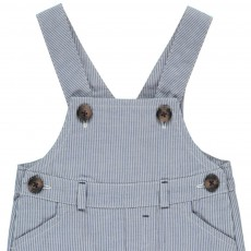 Tartine et Chocolat Striped Dungarees-listing