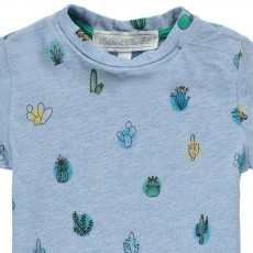 Tartine et Chocolat Camiseta Allover Cactus-listing