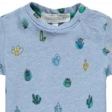 Tartine et Chocolat T-shirt Allover Cactus-listing