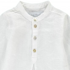 Tartine et Chocolat Camisa Lino-listing
