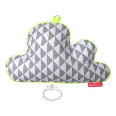 Mellipou Triangle Cloud Light-Up Musical Soft Toy-listing