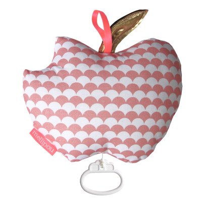 Mellipou Scale Musical Apple Soft Toy-listing