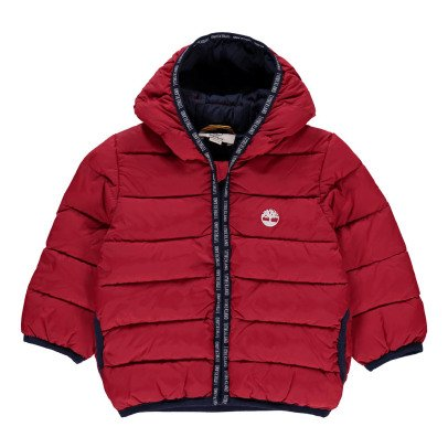 Timberland Light Hooded Baby Jacket-listing