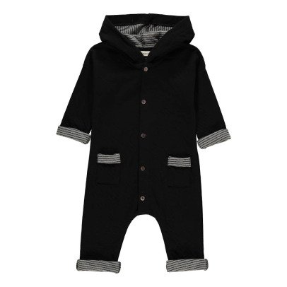 1+ IN THE FAMILY Tomeu Jumpsuit with Hood-listing