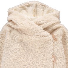 1+ IN THE FAMILY Erna Fur Wrap Coat-listing