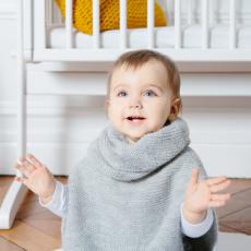 BABY ALPAGA Babycape aus Alpaka Badaboum-listing