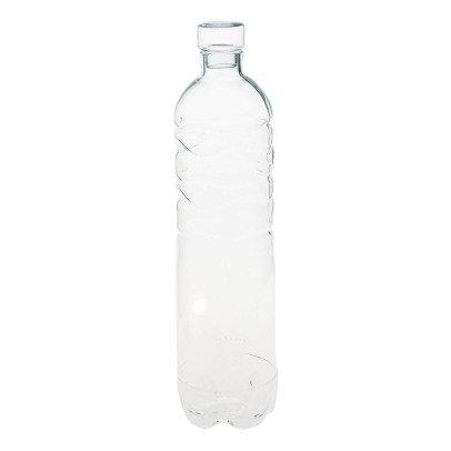 Seletti Carafe en verre multi rayures-listing
