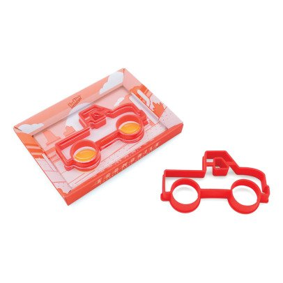 Luckies Voiture emporte pièce Eggmobile œuf-product