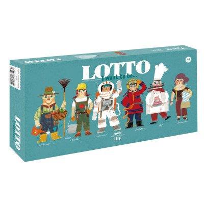 Londji Jeux du Loto Multicolore-listing