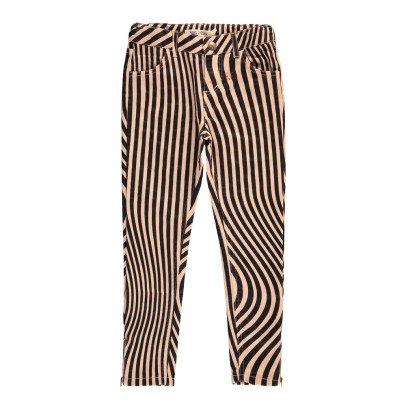 Bobo Choses Pantalon Slim Bicolore-listing