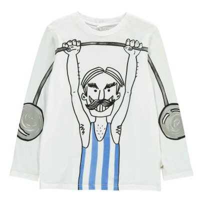 Stella McCartney Kids T-shirt Altérophile Georgie-listing