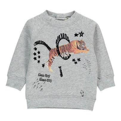 Stella McCartney Kids Billy Circus Tiger Sweatshirt-product