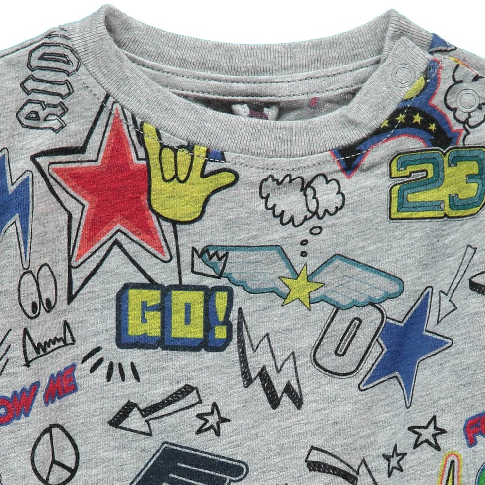 Stella McCartney Kids Georgie Comic T-Shirt-product