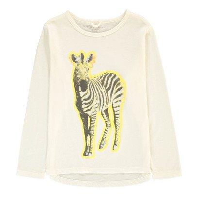 Stella McCartney Kids T-shirt Zèbre Barley-listing