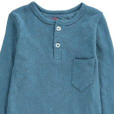 Bonton Marl T-Shirt with Pocket-listing