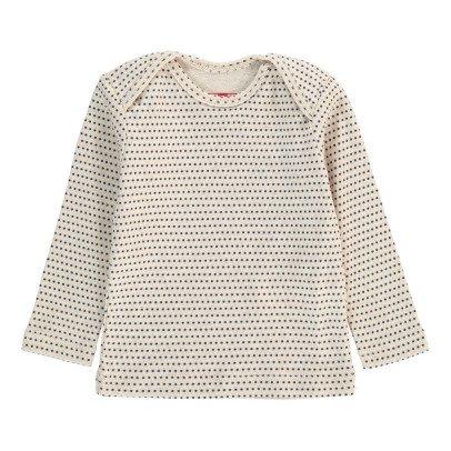 Bonton Polka Dot T-Shirt Bra-listing