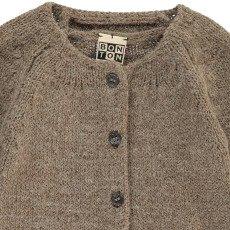 Bonton Alpaca Wool Baby Cardigan-product