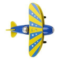 Vilac Doppeldecker mit blauem Rumpf Blau-product