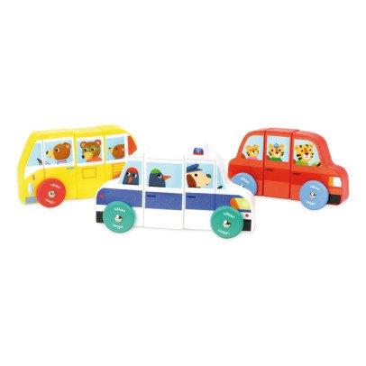Vilac Rigol'auto Multicolore-product