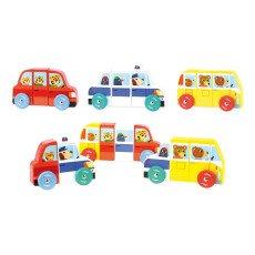Vilac Rigol'auto Multicolore-listing