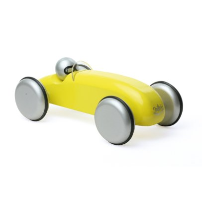 Vilac Speedster Small Car Yellow-listing