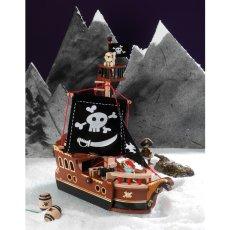 Vilac Ô My Pirate Ship! Multicoloured-listing