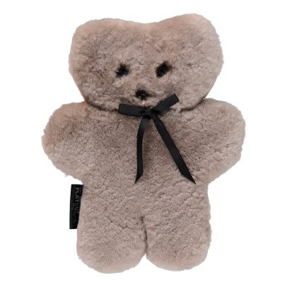 FlatOut Bears Ours Latte Taupe brown-listing