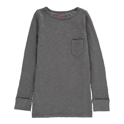 Bonton Marl T-Shirt with Pocket-product