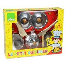 Vilac Le petit cuisinier Multicolore-product