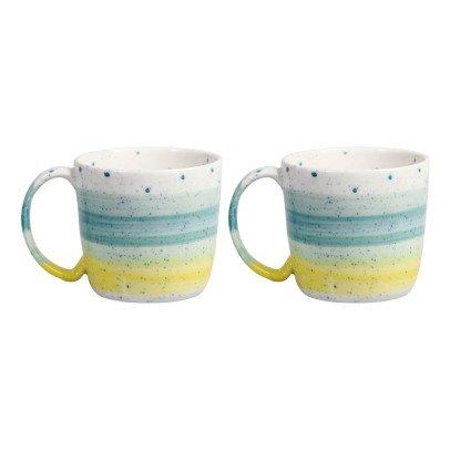 Klevering Mugs brush - Set de 2  Vert-listing